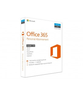 Microsoft Office 365 Personal, 1 year, ESD
