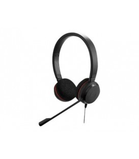 Jabra EVOLVE 20 Stereo USB Headset. Microsoft Skype/Lync optimal