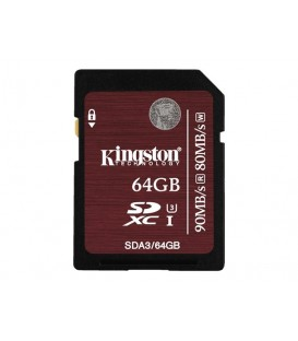 Kingston 64 GB SDXC UHS-1 Class 3