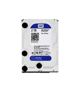 WD Blue 2 TB SATA 6 GBs Lagringsdisk, 5900 rpm