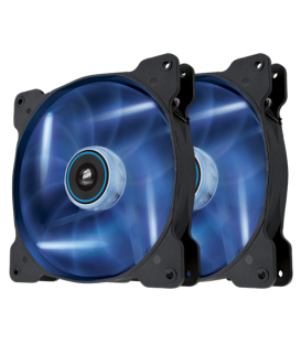 Corsair SP140 Air Series, 140 mm, Dual Pack, Blue LED