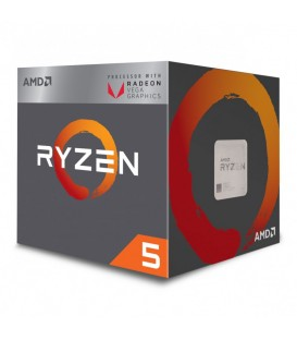AMD Ryzen 5 2400G 3.9 GHz Quad Core, AM4