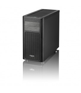 Fractal Design Arc Mini R2, mATX kabinett, Black