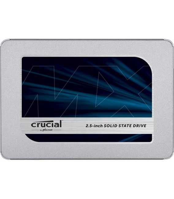 "Crucial MX500 1 TB SSD SATA, 2.5"", 7 mm"