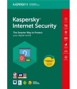 Kaspersky Internet Security, 1 device, 1 år