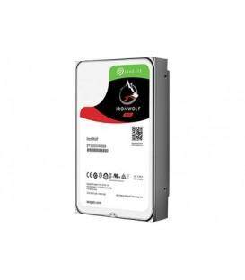"""Seagate IronWolf 4 TB 3.5"""" NAS harddisk, 6 GB/s, 5900 rpm, 64 MB cache"""