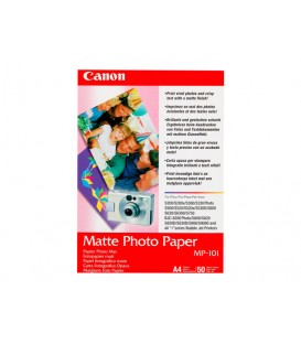Canon MP-101 photopapir matt A4 50 pk 170 g/m2