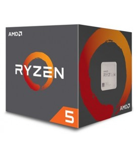 AMD Ryzen 5 2600 3.9 GHz, 6-Core, 19 MB Cache, AM4, 65 W