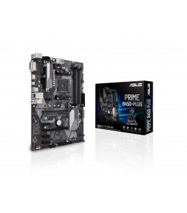 ASUS Prime B450-PLUS AM4 ATX, DDR-4