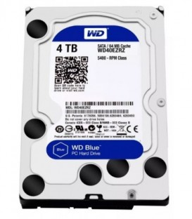 "WD 4 TB Blue Destop, SATA, 3.5"", 5400 rpm, 64 MB"