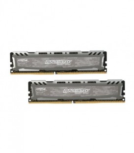 Crucial Ballistix Sport 8GB (2-KIT) DDR4 2666MHz CL16, Gold