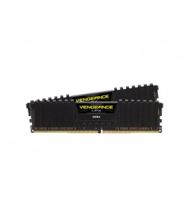 Mer om Corsair Vengeance LPX 32 GB Kit DDR4-3000 MHz (2x 16 GB)