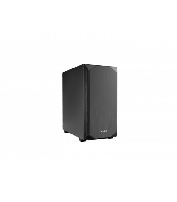 be Quiet! Pure Base 500 Black Solid, midi ATX, solid kabinet