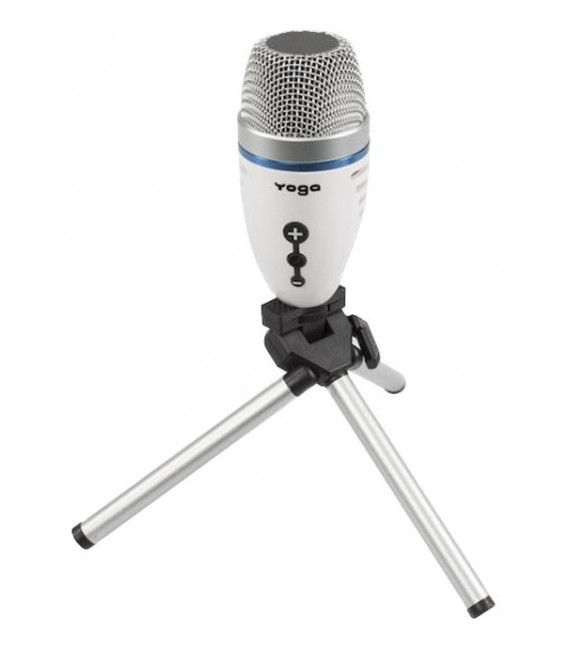 Yoga EM-310U Desktop USB Microphone, headphone output