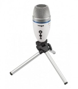 Mer om Yoga EM-310U Desktop USB Microphone, headphone output