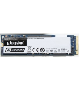 Mer om Kingston A2000 1 TB M.2 NVMe SSD (2280)