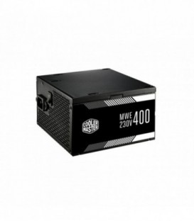 Cooler Master MWE 400 W ATX power, White V2