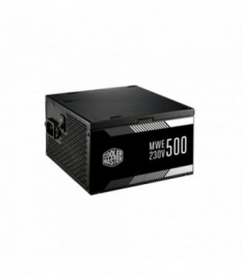 Cooler Master MWE 500 W ATX power, White V2