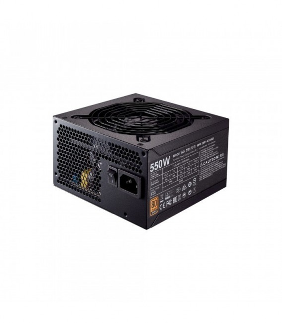 Cooler Master MWE 550 W ATX power, Bronze V2