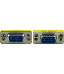Adapter / Gender changer VGA 15F/15F (DB15HDD) hun-hun