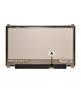"""Mer om CoreParts 13,3"""" LCD FHD Matte, 1920x1080 LED Screen, 30pins Bottom Right Connector, Top Bottom 4xBrackets, IPS"""