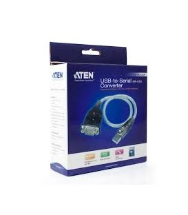 Aten USB - RS232 adapter (UC-232A) 9 pin M, 0.15 meter