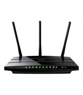 TP-Link Archer C7 AC-1750 Gigabit Router, (1300+450) Wireless Router AC Dualband, 2 USB porter