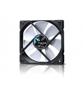 Fractal Design R3 120 mm Silent Vifte 1200 rpm, 46 CFM, 20.5 dBA, 3-pin