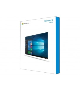 Windows 10 Home, 32/64 bit, Fullversjon, norsk, USB